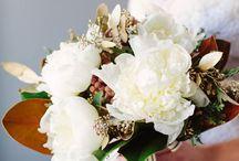 Bouquet - white