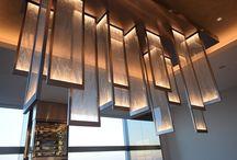 rectangles LED