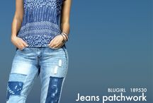 Campaña Jeans Patch