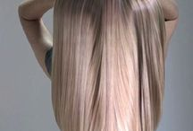 Zstraight hair