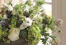 arrangement col greens