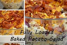 Salads / by Kathy Meyer