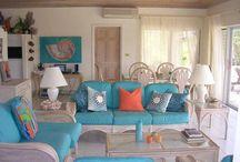 Beach Themed Rooms / by Karen Revel