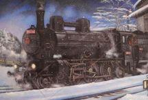 Železnice obrazy