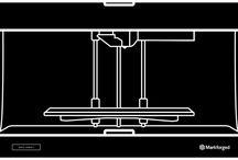 Carbon fiber 3D printer