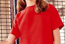 Tricouri copii / Tricouri copii cu personalizare la cerere: brodate, imprimate, sublimate