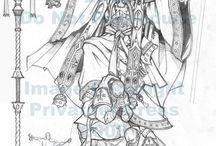 Character Design & Illustration