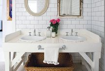subway tile / by Cindy Cowles