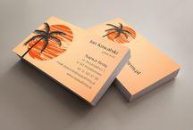 Turystyka /  Business Card