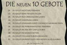 die 10 Gebote Merkels