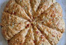 Breakfast Breads - Muffins - Scones