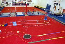 Preschool gymnastic