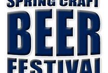 Spring Craft Beer Festival / Our annual Long Island craft beer festival: http://www.springcraftbeerfestival.com/