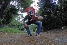 clown / fear / by Dan Hernandez