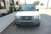 Used 2001 Nissan Xterra for Sale ($3,599) at Paterson, NJ /  Make:  Nissan, Model:  Xterra, Year:  2001, Body Style:  Tractor, Exterior Color: White, Interior Color: Gray, Vehicle Condition: Excellent, Mileage:165,000 mi,  Engine: 6Cylinder V6, 3.3L (200 CID); SOHC, Fuel: Gasoline Hybrid, Transmission: Automatic.   Contact: 973-925-5626   Car Id (56680)