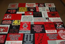 T-Shirt Quilts / by Melissa Clark