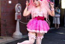 Harajuku fashion =^~^=