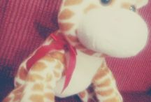 Eu amo girafas
