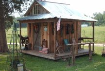 Tack shed ideas
