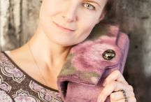 Eco Felted Bags