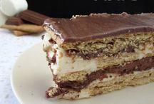 Desserts / Yummy deserts