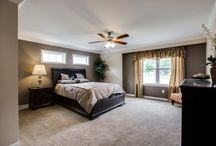 Bedrooms / Master bedrooms are a place to relax and unwind! Find bedroom ideas for your new home! Champion Homes offers a wide variety of bedroom designs and bedroom decor in our manufactured and modular homes!   Learn more: http://www.championhomes.com/