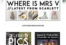 My Newsletters by Mrs V