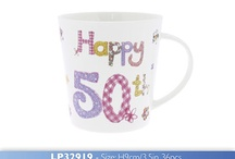 50th Birthday Gift Suggestions / Choose from our range of 50th Birthday Gifts to make the start of that special persons nifty fifties a time to remember and enjoy.