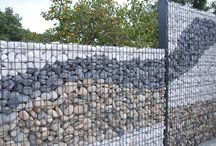 wire rock walls