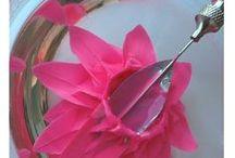 zselatin virág