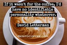 Famous Coffee Quotes / We love coffee, and so do people all around the world. Some famous people have said some amazing things about coffee, and we'd love to share them with you.