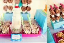Fun Party Ideas / by Nicole Goebes