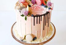 Drip-Cake / Drip-Cake inspiration from cake designers all over the world.