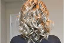 curl hair with straightener