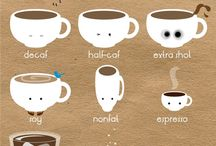 Bonjour! / First I drink a coffee, then you can speak to me! #Coffee #Goodmorning