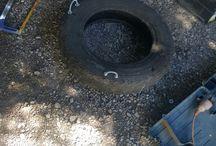 les bricoleurs du dimanche 3 / balançoire pneu