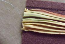 hannah silk ribbon / by Janice Davey