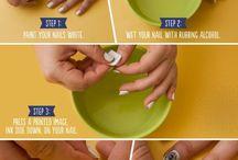 Nail tips / by Maelys Martinez