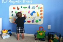 For the Home / Trying to design a nursery or a play room for your child? Check out these cool ideas that we found!
