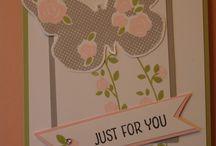 cards floral wings su