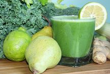 Juicing for Health / by Blue Sky Design Co.