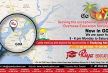 Now In Goa !! / Riya Education New Branch open in Goa