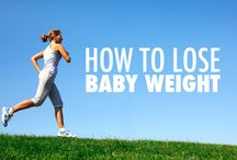 Loss baby weight