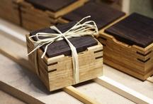 KRABICKY / drevene krabicky