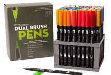 Artist pens