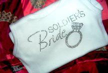 Army Wedding  / by Graysen Harrell