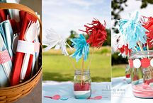 Party Ideas / by Tracy Fleck