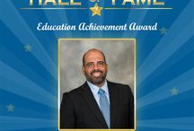 Hall of Fame 2016 / The Broward Education Foundation Hall of Fame Distinguished Alumni Award recognizes alumni of the Broward County Public Schools who have left an incredible imprint on education, made significant contributions to society, or have been recognized for outstanding achievement in any field.