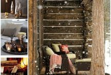 Winter Post-Holiday decor / by Liza Graves