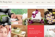 Hair & Beauty Web designs / Website designs to suit Hair & Beauty professionals and businesses.